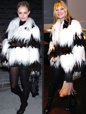 WHO WORE IT BEST: KATE BOSWORTH OR KATE MOSS