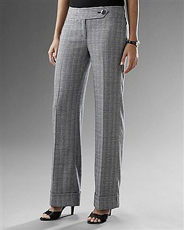 Grosvenor Square Plaid Pant
