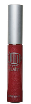 Spring Lip Glosses, Part V: Juicy Reds