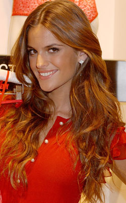 Izabel Goulart photos and interview