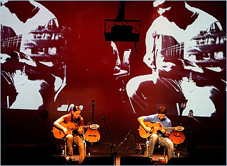"Song of the Day: Rodrigo Y Gabriela, ""Tamacun"""