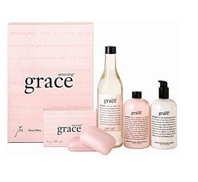 Giveaway of the Day! Philosophy Amazing Grace for Mom Set