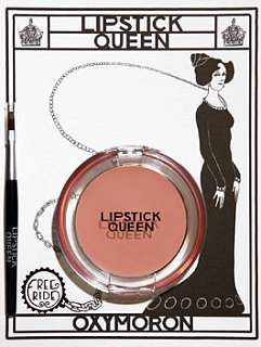 Makeup Review: Oxymoron Lip Gloss by Lipstick Queen