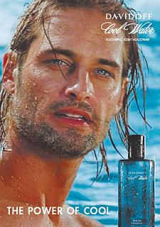 "Oh Man: ""Lost"" Star Josh Holloway Is Cool (Water)"