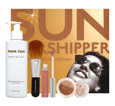Giveaway of the Day! Bare Escentuals Sun Worshipper Face & Body Collection