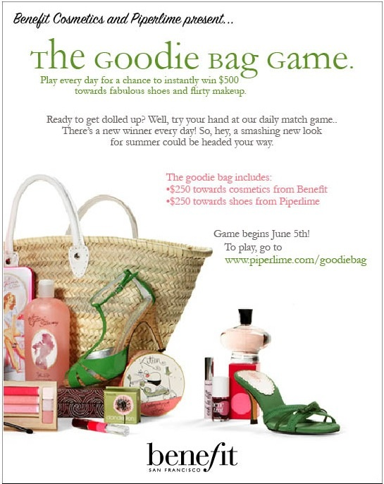 Bella Bargain Alert: the Goodie Bag Game