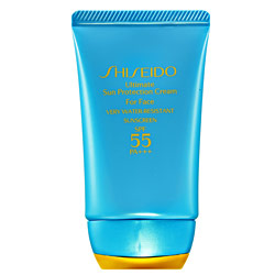 Thursday Giveaway! Shiseido Ultimate Sun Protection Cream SPF 55