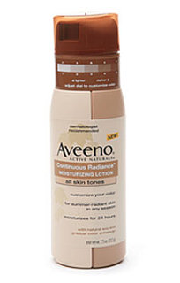 Doing Drugstore: Aveeno Active Naturals Continuous Radiance Moisturizing Lotion