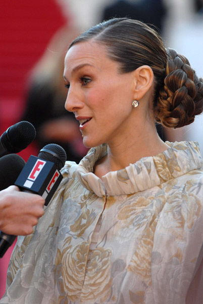 Love It or Hate It? Sarah Jessica Parker's Braided Bun