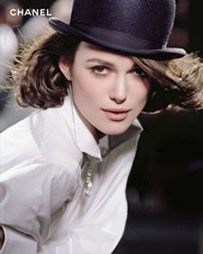 Keira Knightley's New Chanel Ads... and Movie