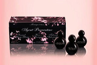 New Product Alert: Agent Provocateur Menage a Trois