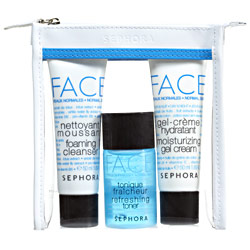 Thursday Giveaway! Sephora Face Weekend Set