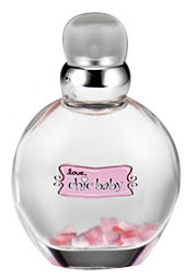 A Fragrance for the Very Young: Love, Chic Baby