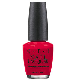 Back To Basics:  The Best Red Nail Polishes