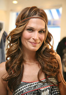 Love It or Hate It? Molly Sims' Hippie-Chic Hair Halo