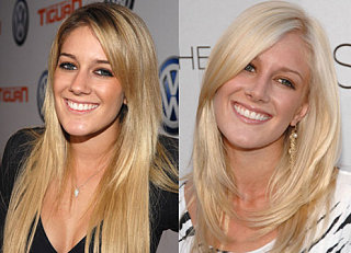 Which Hair Cut and Color Looks Better on Heidi Montag?
