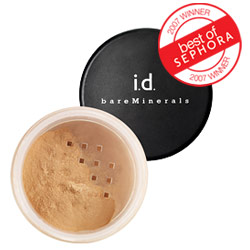 Wednesday Giveaway! i.d. bareMinerals SPF 15 Foundation
