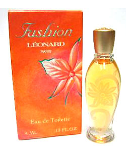 Celebrate Fashion Week with Fashion Perfume by Leonard
