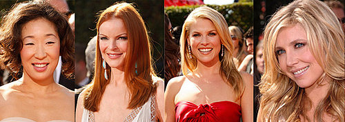Quick Quiz: Which Emmys Guest Did Her Own Hair?