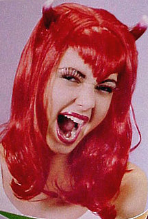 Halloween How-To: The Feisty Devil