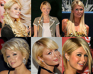 Which 2007 Paris Hilton Hairstyle Do You Like Best?