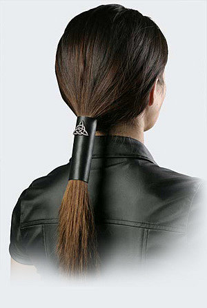Hair Glove Ponytail Wraps as seen on Charmed