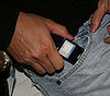 iPod Burns Through Man's Pants