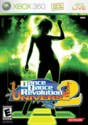 DanceDanceRevolution Universe2 Song Lineup Released
