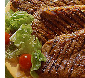 Quick and Spicy Steaks