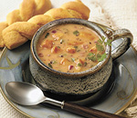 Kickin' Chicken Chowder