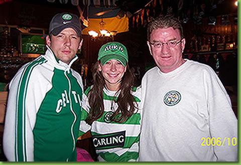 Jennifer Love Hewitt and her fiance Ross McCall