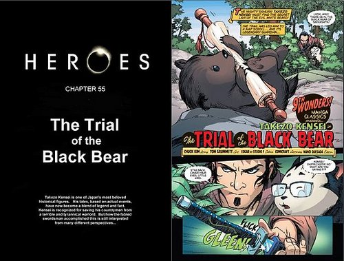 Chapter 55: The trial of the Black Bear