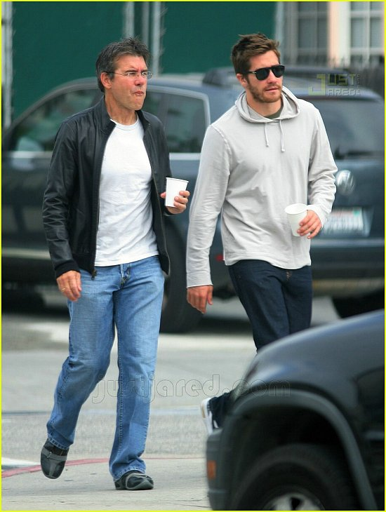 Jake Hanging Out With Stephan After Returning From Europe