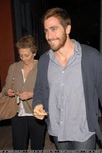 Jake Out to Dinner With Naomi