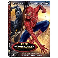 Amazon.com: Spider-Man 3 (Widescreen Edition): DVD: Tobey Maguire,Kirsten Dunst,James Franco,Thomas Haden Church,Topher Grace,Br
