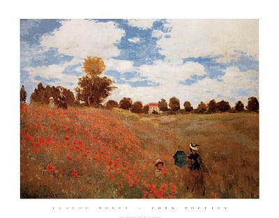 AllPosters.com - Monet, Poppies