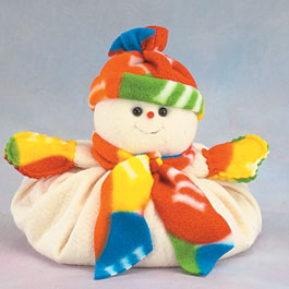 Fun Melting Snowman Craft