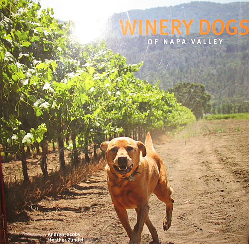 Sullivan Vineyards - Winery Dogs of Napa Valley Book