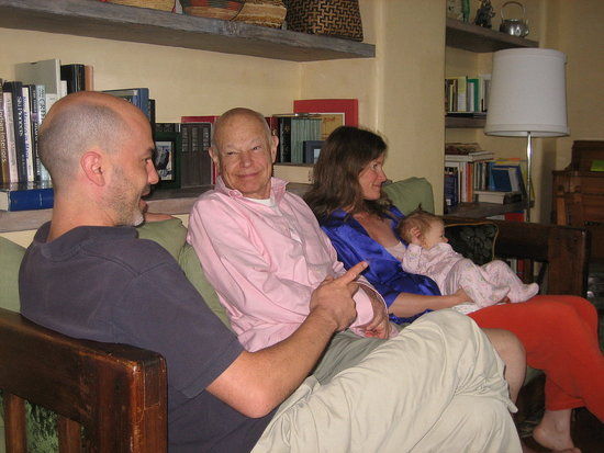 Grandpa's 80th B'day