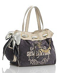 Juicy Couture Velour Daydreamer Tote