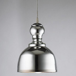 Mercury Glass Pendant - Mercury Glass Pendants - Shades of Light, Richmond, VA and Virginia Beach, VA