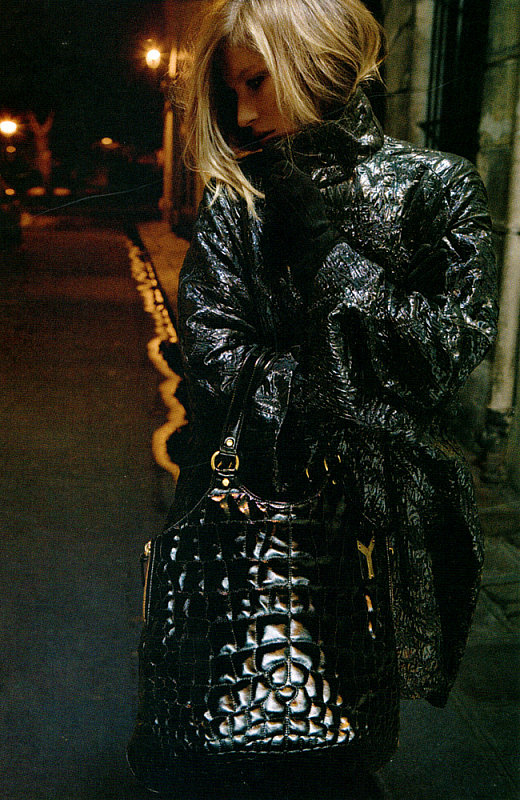 Gisele for Yves Saint Laurent F/W 07.08