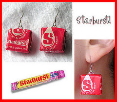 What is your favorite flavor of starburst?