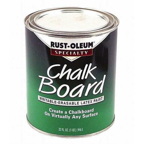 Simple Style: Chalkboard Paint