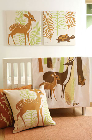 Coming Soon: Amenity Home's Nursery Line
