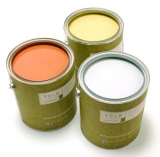 Casa Verde: Zero and Low VOC Paint