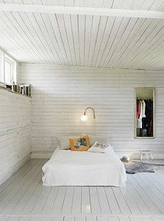 Midday Muse: In the White Room