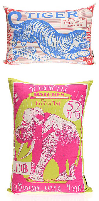 Love It or Hate It? Life in the 21st Matchbook Pillows