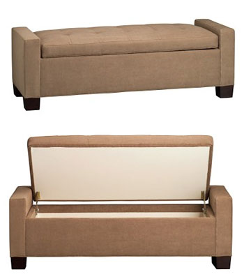 Casa Craving Challenge: A Chic Storage Bench