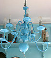 DIY: Upgrading a Flea-Market Chandelier